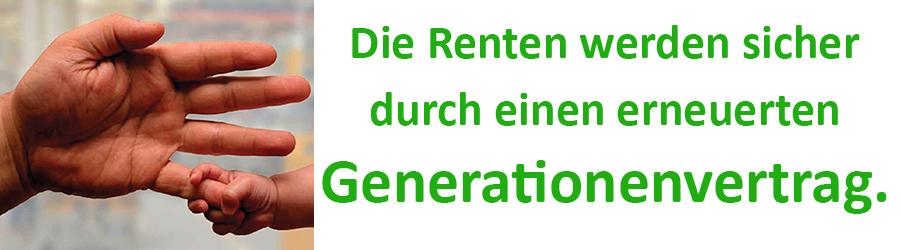 """Der Unsinn von der """"Ausbeutung der Jugend"""" und der """"Unfinanzierbarkeit""""."""