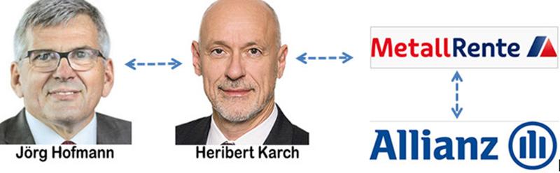 """Kollege Jörg Hofmann, """"Zielrenten""""? – Du solltest schnell antworten."""