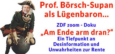 """ZDF zoom – """"Am Ende arm dran?"""" – ein Tiefpunkt …"""