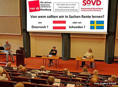 Video – in Sachen Renten von Österreich oder von Schweden lernen?